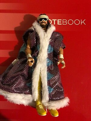 Wwe Wrestling Mattel Elite Macho Man