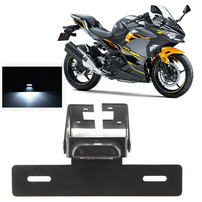 Motorcycle License Plate Holder For KAWASAKI NINJA 400 2017-2018