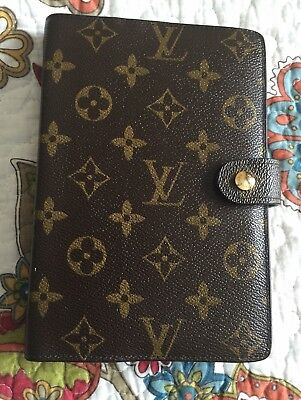 Louis Vuitton Agenda M