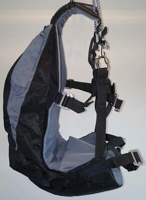 Paragliding Lubin LX Harness for Ground Handling, Training or Tandem Passinger