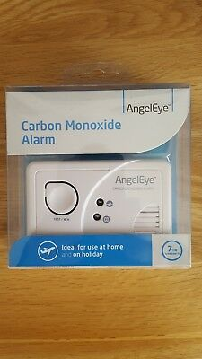 Angeleye Carbon Monoxide Alarm CO-FA-AE-9BR BNIB UK Seller