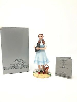 The Wizard of Oz AVON Images of Hollywood Judy Garland as Dorothy Ceramic
