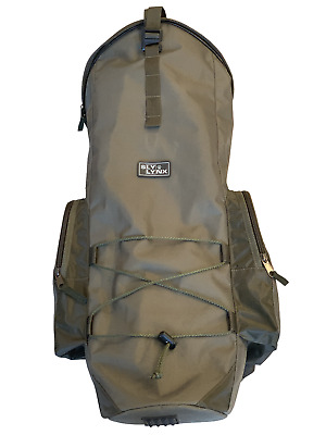 Olive Rucksack / Backpack / Carry Bag for XP Deus ORX or Garrett metal detector