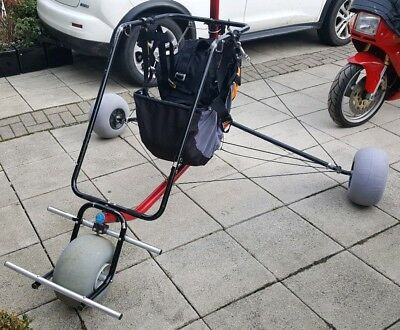 Paramotor Trike by Grazhopper
