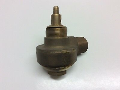 Hobart 14100664 Valve Base Assembly Horizontal Rapide Boilers New Old Stock