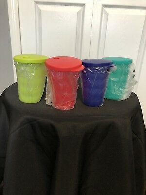 Tupperware Impression Tumblers 11oz
