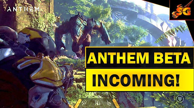 Anthem VIP Demo Access Code beta[PS4, XBOX, PC] [Worldwide]