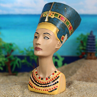 Nefertiti Ancient Egyptian Queen Figurine Egpyt Statue Home Decor Collection Hot