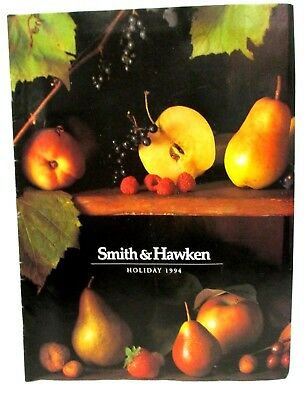 VINTAGE CATALOG: SMITH & HAWKEN Holiday 1994 High quality gardening tools (A)