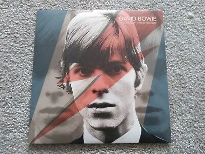 "David Bowie The Shape of Things to Come Limited Edition red Vinyl record 7"" 45"