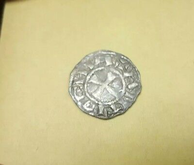 Rare Ancient/ Medieval Silver Hammered Coin****