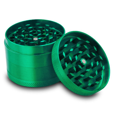 Mini 4 Layer Green Herb & Tobacco Grinder
