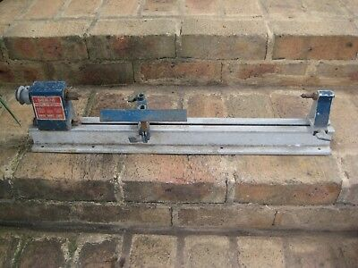 Vintage Sher Line Wood Lathe , Ronald Sher made in Australia