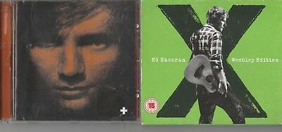 Ed Sheeran - Divide/x (Wembley Edition) /+ Deluxe Version.3 Cd Albums(4 Discs)