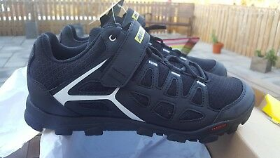 Mens Mavic Crossride MTB SPD cycle shoes size UK10 but more of a UK9