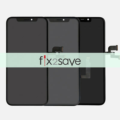OLED LCD Display Touch Screen Digitizer Assembly Replacement For iPhone X Xr Xs