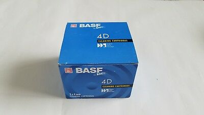 BASF emtec DAT DDS Cleaning Tape -  New Box of 5