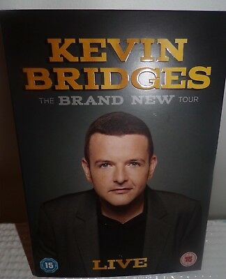 Kevin Bridges: The Brand New Tour - Live [DVD] WATCHED ONCE