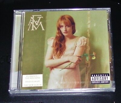 Florence + the Machine High as Hope CD Schneller Shipping New & Original