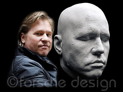 Val Kilmer Life Mask Nick Rivers Top Secret Batman Forever Doc Holiday Tombstone