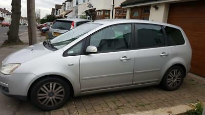 2007 Ford Focus C-MAX GHIA 2.0,MANUAL,PETROL,CRUISE CNTRL,PARROT BLUETOOTH KIT