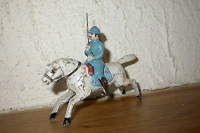 collection figurine ancienne. cavaler 1 ere guerre 2