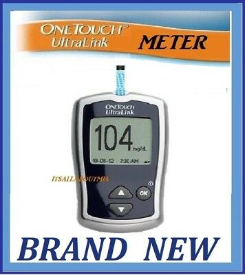 NEW LIFESCAN Medtronic One Touch UltraLink Ultra Link Meter Monitor, NO CASE