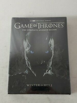 New Game of Thrones: The Complete Seventh Season DVD Set