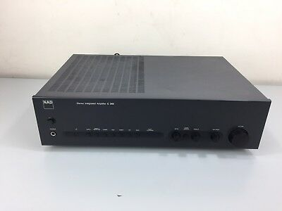 Nad C340 Integrated Stereo Integrated Amplifier