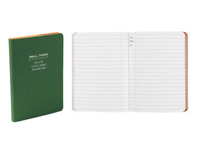 Nava Everything Notes Pocket Notebook, 3.75 x 5.12 Inches,  Leaf ( 1 pc.)