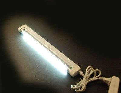 "T5 LED Integrated Tube Light - 12"" (Frosted Surface) Cool White LED"