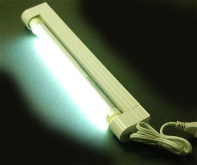 "T8 LED Integrated Tube Light - 12"" (Clear Surface) Cool White LED"