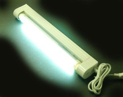 "T8 LED Integrated Tube Light - 12"" (Frosted Surface) Cool White LED"
