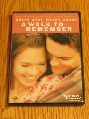 A Walk to Remember (2002) - Widescreen DVD
