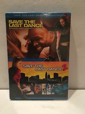 New Save The Last Dance 2 Collection Dvd