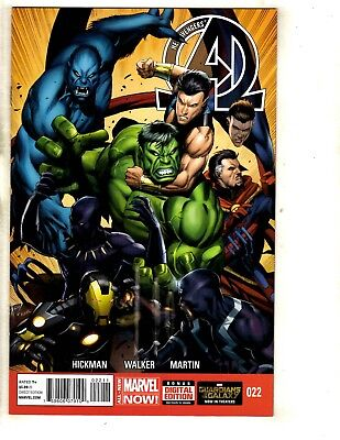 11 New Avengers Marvel Comics 22 24 25 26 27 28 29 30 31 32 33 Secret Wars CJ16