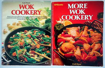 more wok cookery