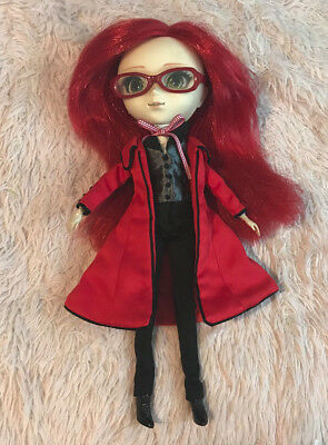 Pullip Grell Sutcliff Kuroshitsuji Black Butler Groove doll GOOD USED CONDITION