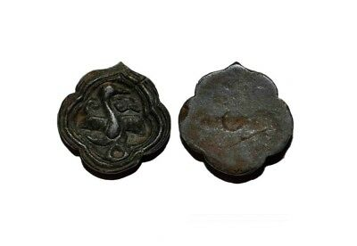 (10655) WESTERN LIAO (Qara Kitay), form for production of jewelry.