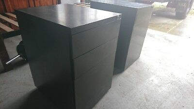 Filing cabinets two of