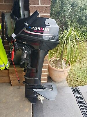 Parsun 15hp outboard