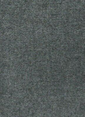 """HAND DYED RUG HOOKING WOOL Mill-Dyed APPLIQUE """"TEXTURED MEDIUM BLUE """" YARD"""