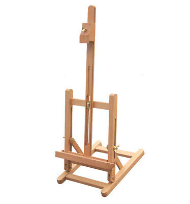 BN Mini Small Wooden Painting Easel Table Art Stand