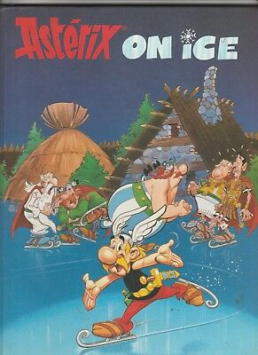 ASTERIX on Ice