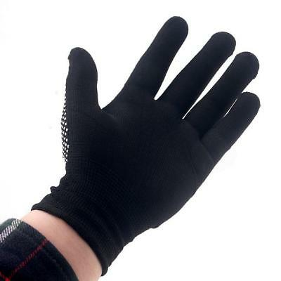 Heat Resistant Protective Glove For Hairdressing Curling Straighteners Wand SE