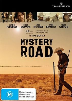 Mystery Road (DVD, 2014) *disc only*