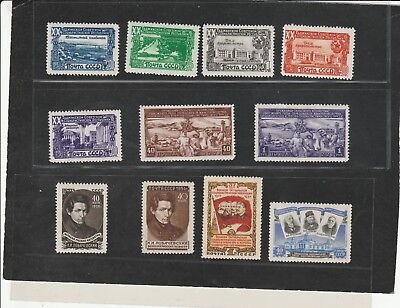 Lot Russia 3 MH/NH
