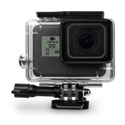 For GoPro Hero 5/6/7 Black Protective Cover Case Shell Mount Screen Glass MG