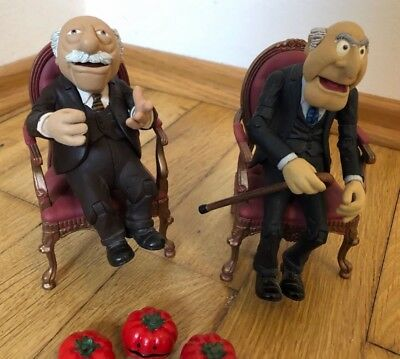 Palisades Toys/ Jim Hensons  Muppets Show / Statler Waldorf / Series 6