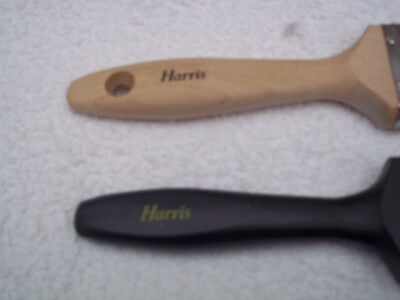 2 Brand New Harris Paint Brushes. 2 inch